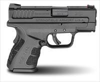 "Springfield Armory XD-Mod.2 9mm 16rd 3"" Barrel Black Finish XDG9801HC - New In Box - SALES PRICES"