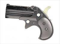 Cobra Enterprises Derringer Big Bore 38spl Black Finish Black Grips CB38 - New In Box