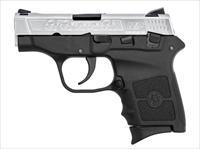 "Smith & Wesson M&P Bodyguard Machine Engraved Factory Stainless Slide .380ACP 6rd 2.75"" Barrel Built In Crimson Trace Laser 11914 - New In Box"
