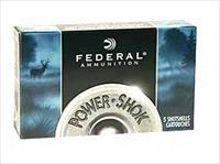 "Federal Power Shock 12ga 2.75"" 50 Shotgun Shell Round Rifled Slug Hollow Point F127RS - $9 Flat Rate Shipping ANY Size Order"