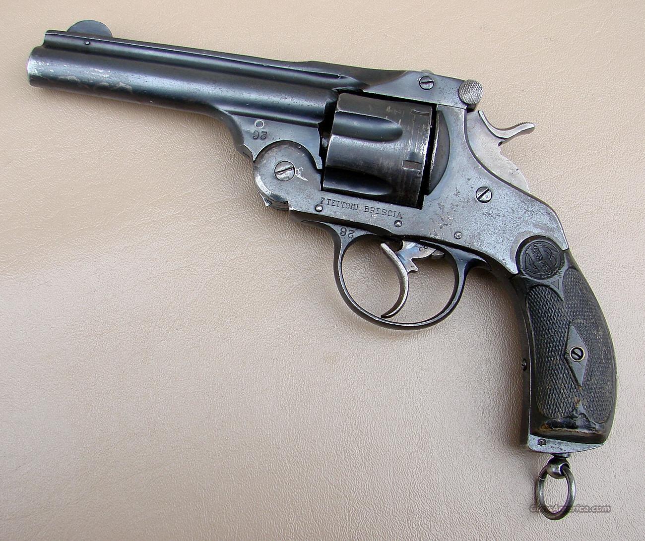 Tettoni Brescia Model 1916 Spanish Made Copy Of... for sale