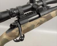 HS Precision PRO SERIES 2000 SA rifle In 223 Remington with a Leupold 6.5 X 20 30 MM VXIII Scope