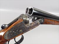 Very Nice AYA No2 12 Gauge Shotgun in Oak and Leather Case