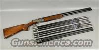 BERETTA EELL SKEET 12 Gauge 2 Barrel Set With 410 28 & 20 Gauge Tubes