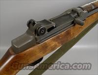 1941 WWII US M1 Garand Rifle By Springfield