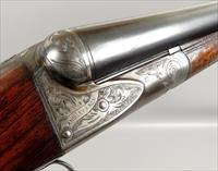 A H FOX A GRADE 12 Gauge Shotgun Ansley H Fox SXS