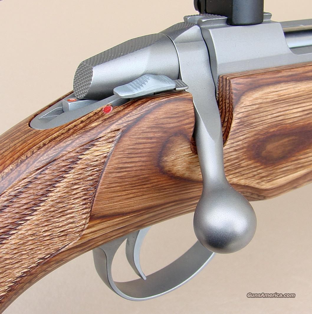 SAKO Model 75 Rifle In 223 Remington With Shepe... For Sale