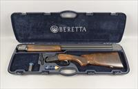 Beretta 686 ONYX POINTER 12 Gauge Magnum Shotgun with UPGRADED WOOD 28 Inch Barrels