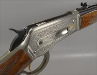 BROWNING Model 71 HIGH GRADE Rifle in 348 Winchester.