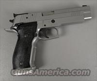 SIG P226 S 9mm Auto in Single Action Only This is a VERY NICE GUN!