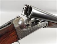Charles Lancaster 12 Gauge SXS London Shotgun