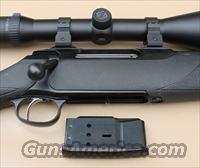 Sauer 202 Lightweight 308 Rifle with Zeiss 3 X 12 X 56 Scope