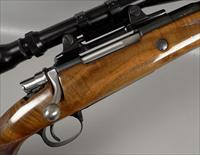 Belgian Browning Bolt Action Safari Grade Rifle in 264 Win Mag