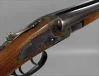 L C Smith 20 Gauge Featherweight Shotgun in Nice Original Condition with 28 inch Full & Mod Barrels