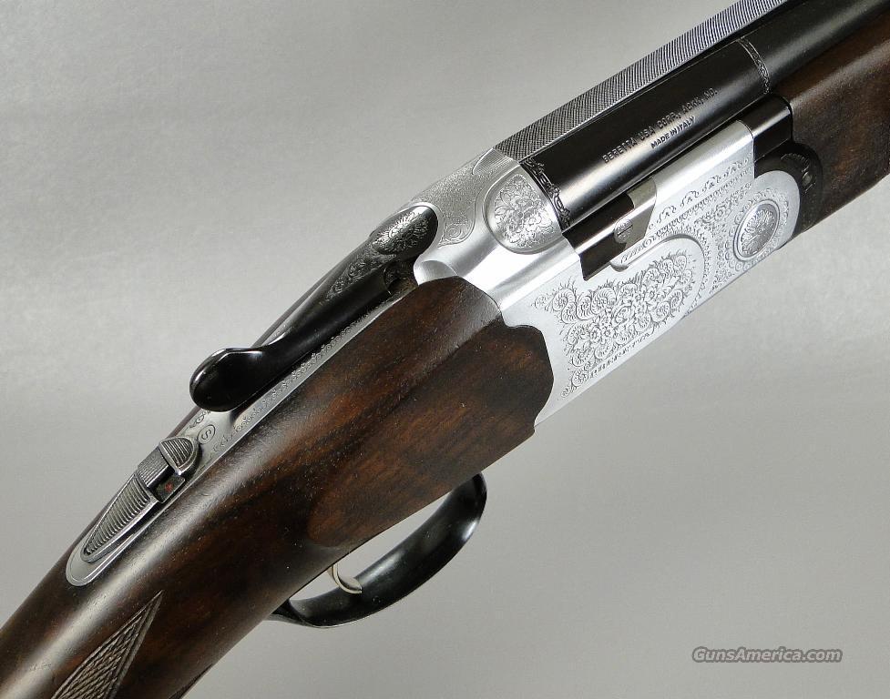 Beretta 686 Special Sporting 12 Gauge Shotgun With 6 Choke Tubes Guns Shotguns