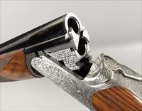 CAESAR GUERINI Elite Dealer Limited Edition CURVE Sporting 20 Gauge Shotgun with OUTSTANDING WOOD and 28 Inch Barrels