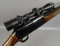 Browning BAR Rifle in 270 with Fancy Buttstock Wood and Leupold VARI-X III 2.5 X 8 Scope