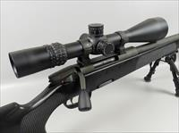 Steyr Mannlicher Mode SSG 69 308 Win Tactical Rifle & Nightforce 10 X 22 Scope.
