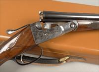 Parker Reproduction 28 Gauge DHE Shotgun in Original Case