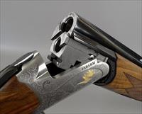 FABARM 28 Gauge ELOS DELUXE Shotgun by Guerini with 28 Inch Multi Choke Barrels