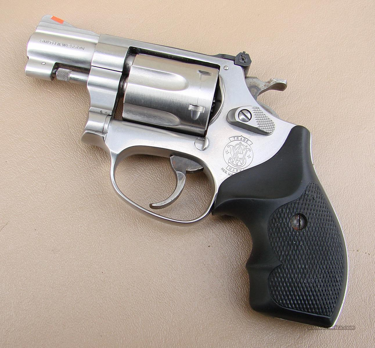 Smith and Wesson Model 651 J Frame 22 Magnum Re... for sale