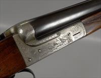 F DUMOULIN 16 Gauge SXS Shotgun with Full and Full Chokes