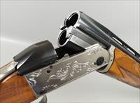 KRIEGHOFF K-80 Skeet Shotgun Set with Tubes and Carrier Barrel