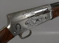 Browning A5 Classic 1 of 5000 Engraved 12 Gauge Shotgun Auto Automatic