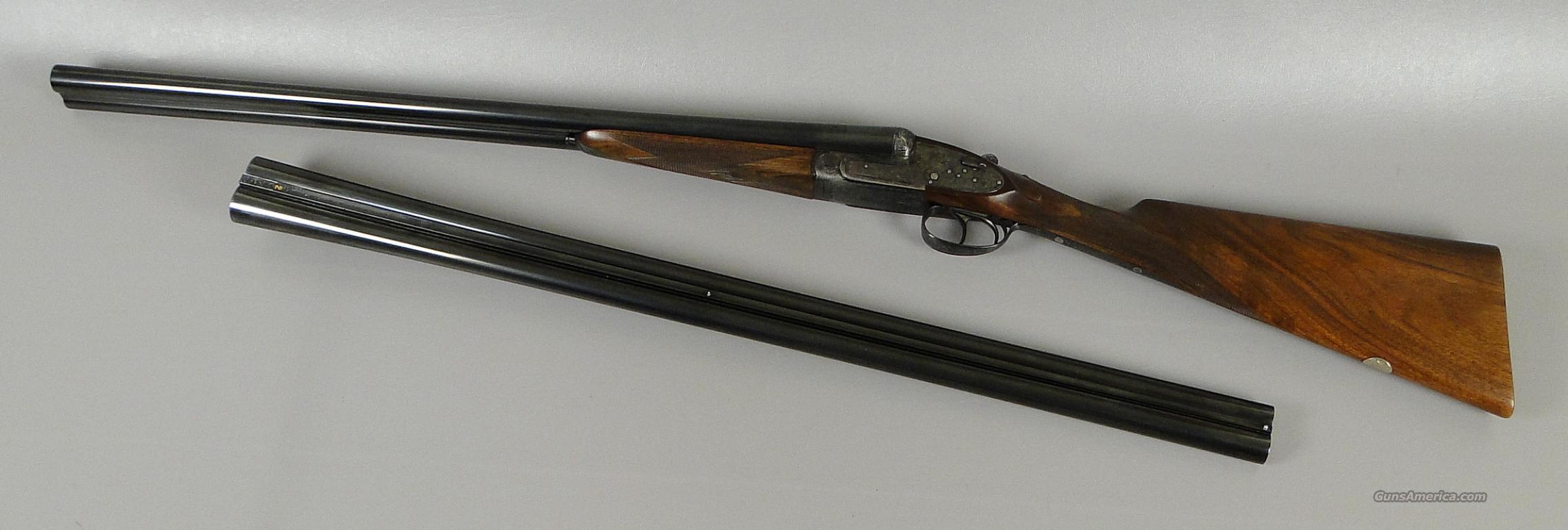 AYA 12 Gauge Magnum SXS Shotgun 2 Barrel set 26 & 30 Inch Barrels