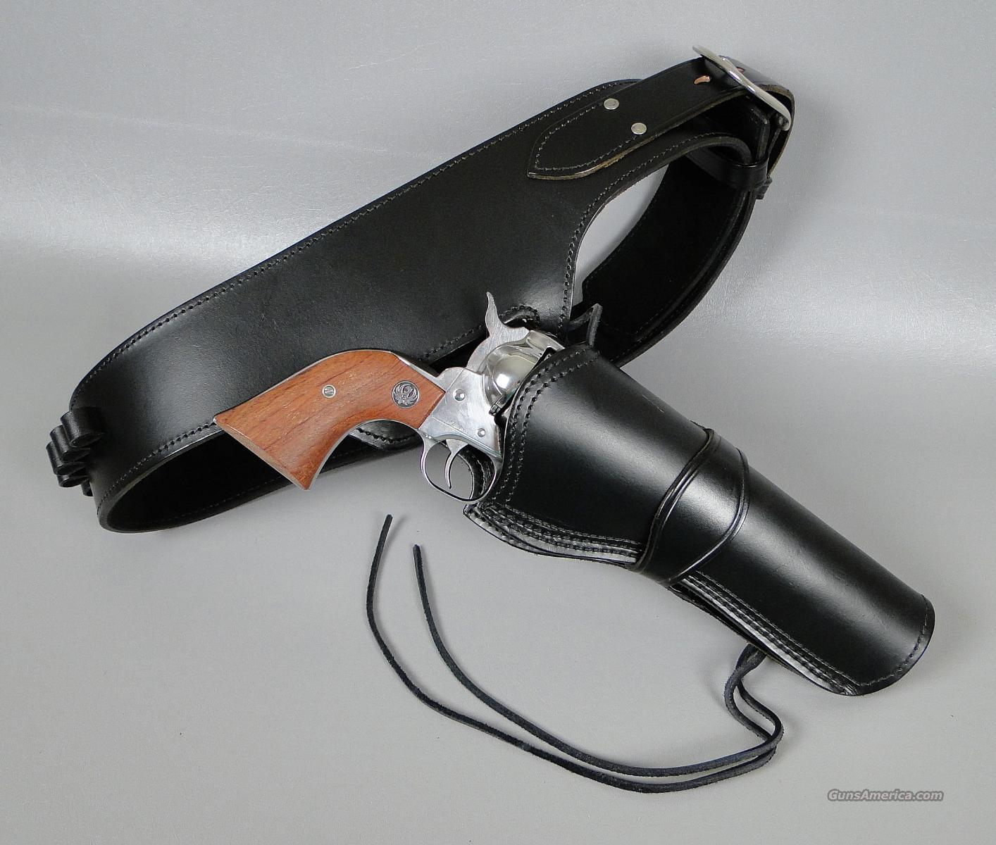 Ruger 45 Colt Vaquero Nickel with 7 5 Inch Barrel and Holster in Original  Box