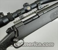 FN Special Police Tactical Sniper Rifle in 300 WSM with a Nikon 3.5 X 10 Illuminated Scope