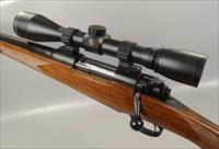 SERENGETI WALKABOUT LEFT HAND Rifle in 7 X 57 MAUSER With SIGHTRON 6 X 12 SCOPE