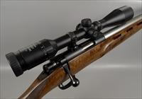 Cooper 17 HMR Model 57 Rifle with Ziess 4.5 X 14 Scope