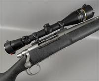 Remington SENDERO Model 700 Rifle in 300 Ultra Mage with Leupold VARI-X III Scope