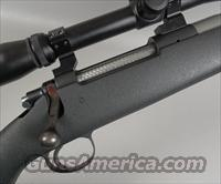 ULA Model 28 Rifle in 7MM STW Ultra Light Arms Custom Rifle with 6 X 24 Burris Scope