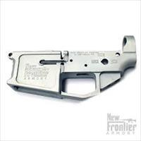 New frontier raw Lower receivers