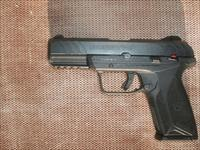 RUGER SECURITY 9 SEMI AUTO 9MM 15+1