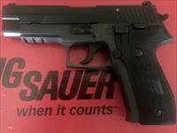 Sig Sauer P226 (SA/DA) .40 w/ Night Sights and SRT Trigger - includes 2 magazines