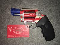Charter Arms 38 Special - American Flag- Old Glory- 23872