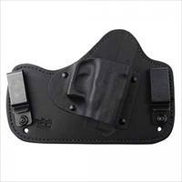 Factory New - Looper Law Glock 42 Holster, Right Hand, Leather Black