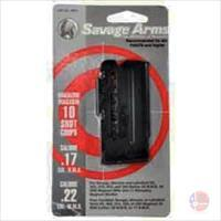 Factory New - Savage Series 93 .22WMR or .17HMR 10 Round Magazine