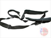 New Black Tactical Rifle Adjustable Sling Padded Shoulders SB-2