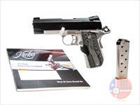 "Kimber Carry Pro .45ACP 4"", Bi-Tone, Hard Case"