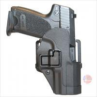 Factory New - Blackhawk Serpa Beretta 92/96 Black Matte Finish RH Holster