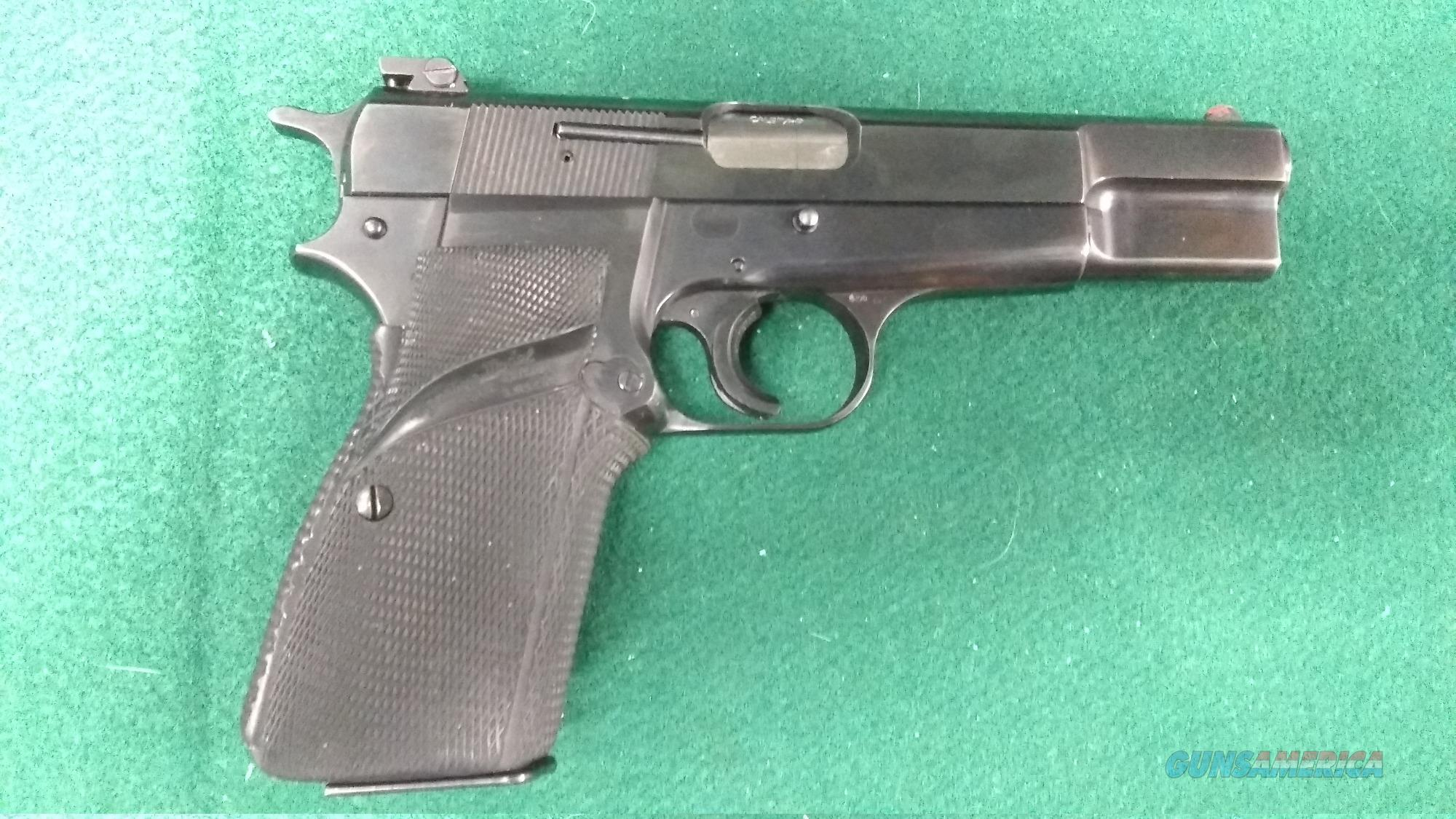Browning Hi-Power High Power 9mm