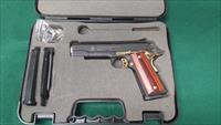 Taurus PT-1911 - 45ACP - Picatinny Rail - Gold accents