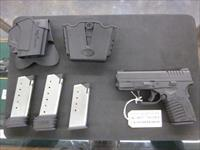Springfield Armory XDS 45 45 ACP (with 4 Mags, Holster, and Double Mag Holster)