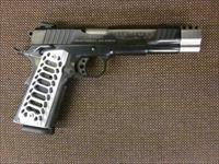 Customized Taurus PT1911 CNC Grips and Compensator