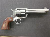 Ruger Vaquero 45LC 45 Long Colt Nickel Finish