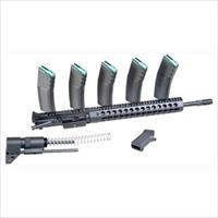Troy Defense AR-15 Complete Upper Assembly PDW Package .223 Rem/5.56mm NATO 16""